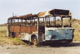 Verosteter Bus