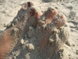 Füsse im Sand2