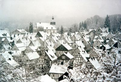 Freudenberg Flecken Siegerland
