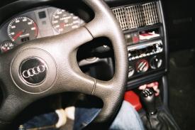 Cockpit Audi