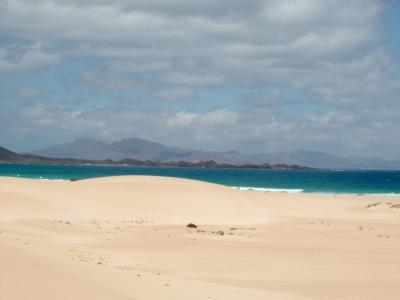 Lanzarote auf Fuerteventura