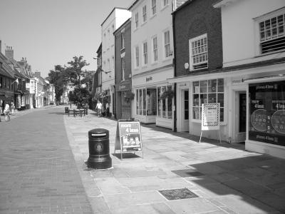 Marktplatz Chichester