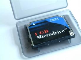 Microdrive 1GB