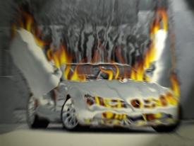 Mercedes Benz SLR McLaren F1