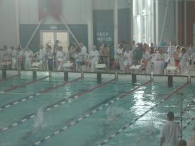 Schwimm Wettbewerb II
