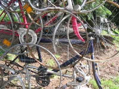 Fahrradschrott
