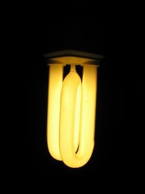 Energiesparlampenromantik
