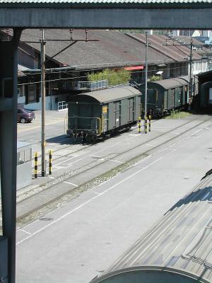 Güterbahnhof Winterthur