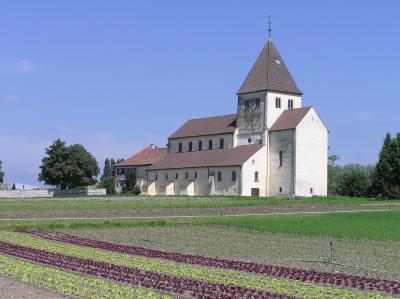 St. Georg Insel Reichneau