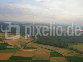 Luftaufnahme unbekannt