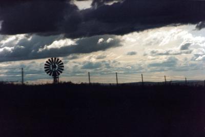 Windrad in USA