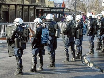 Polizeitruppen (1)