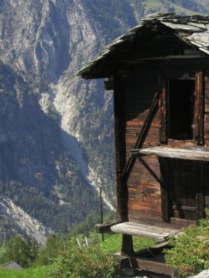 Schweizer Hütten