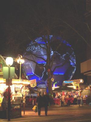 Weihnachtsmarkt Ge