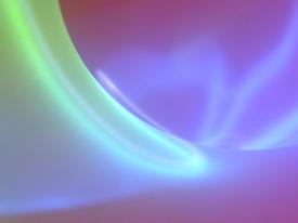 Innenleben einer Plasmalampe