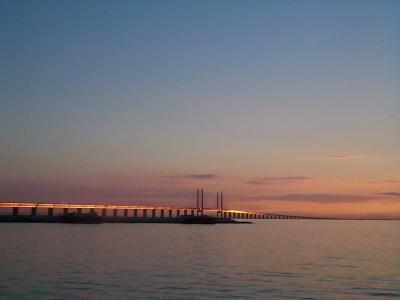 Oeresund-Brücke 01