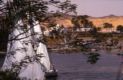 ÄGYPTEN NIL