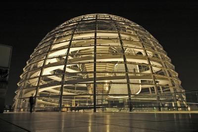 Reichstag bei Nacht 2