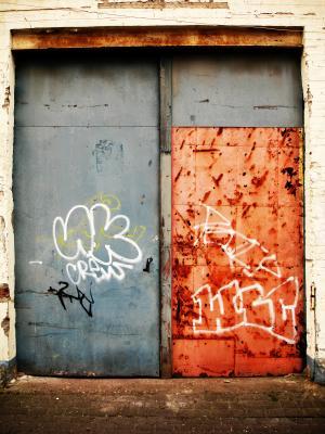 rotten.door