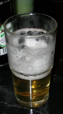 abgestandenes Bier