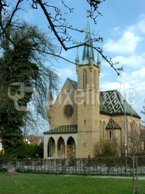 Ev. Johanneskirche in Hechingen