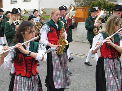 Blasmusik......in Ochsenhausen