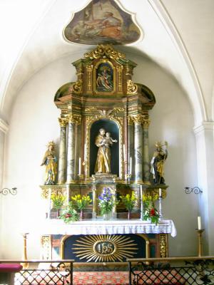 Franziskaner Kloster Engelsberg in Groß Heubach a. Main
