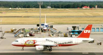 Bayer Leverkusen Jet