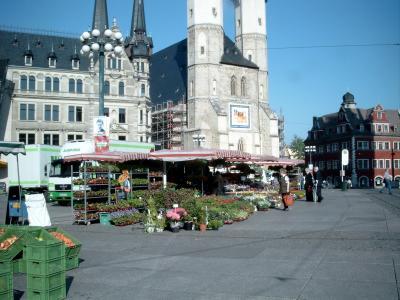 Markplatz Halle/S. 2