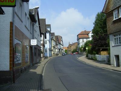 Dorf in Hessen