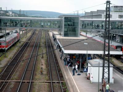 Regernsburger Bahnhof