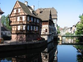 Petit France Strasbourg (F)