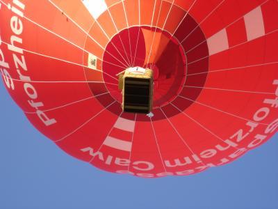 German Cup der Heißluftballone 2
