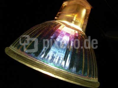 UFO Halogenlampe