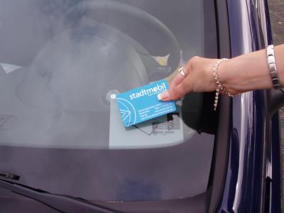 CarSharing Zugang