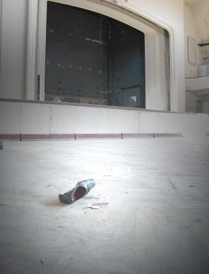 Der zertanzte Schuh in der Kongresshalle-Leipzig