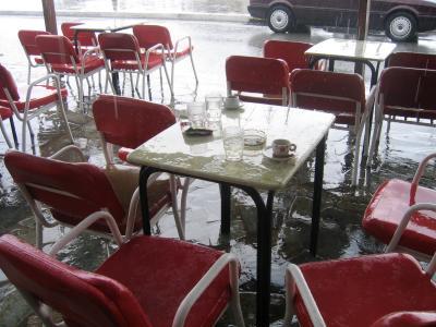 ...der lang ersehnte Regen