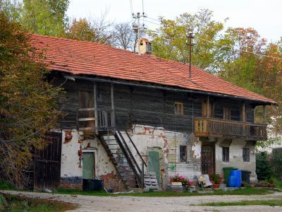 Armes altes Haus