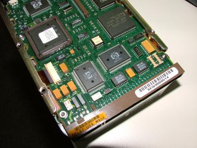 HP-Festplatte