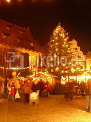 Weihnachtsmarkt in Rheine