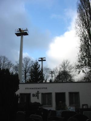 Einflugschneise Berlin Tempelhof