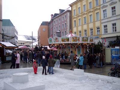 Kristkindlmarkt in Regensburg