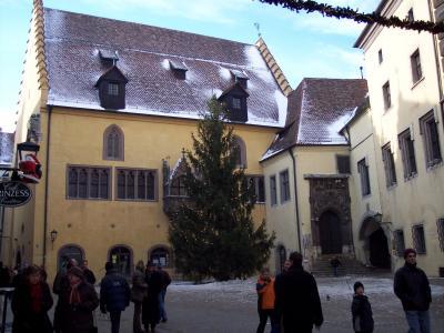 Alten Rathaus in  Regensburg