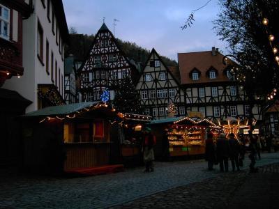 Weihnachtsmarkt in Miltenberg am Main