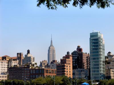 West Village & Empire State Building