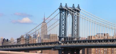 Panorama Manhattanbridge