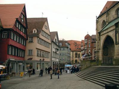 Holzmarkt Tübingen 1
