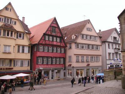 Holzmarkt Tübingen 2