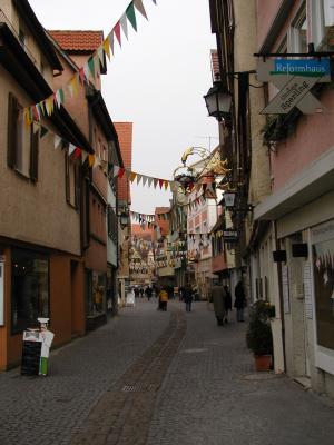 Tübingen Ammergasse