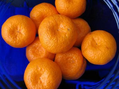 Mandarinen, alte Sorte 1